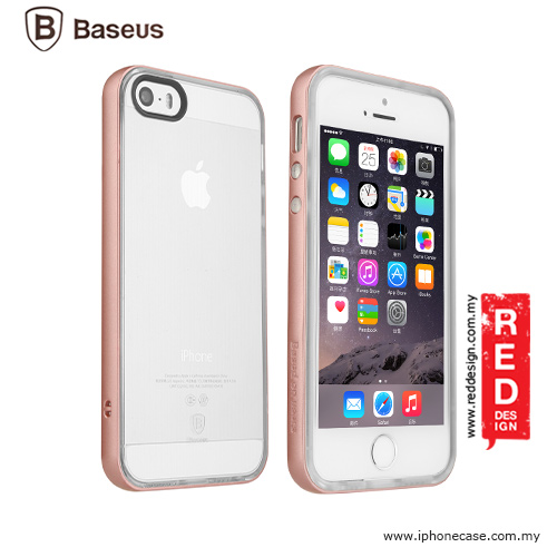Apple Iphone Se Case Baseus Feather Series Back Cover Case For