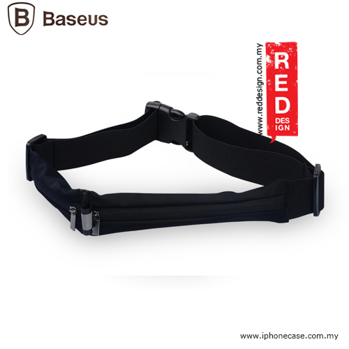 Picture of Apple iPhone 5  | Baseus 3 Way Carry Easy Movement Pocket Belt for Smartphone - Black