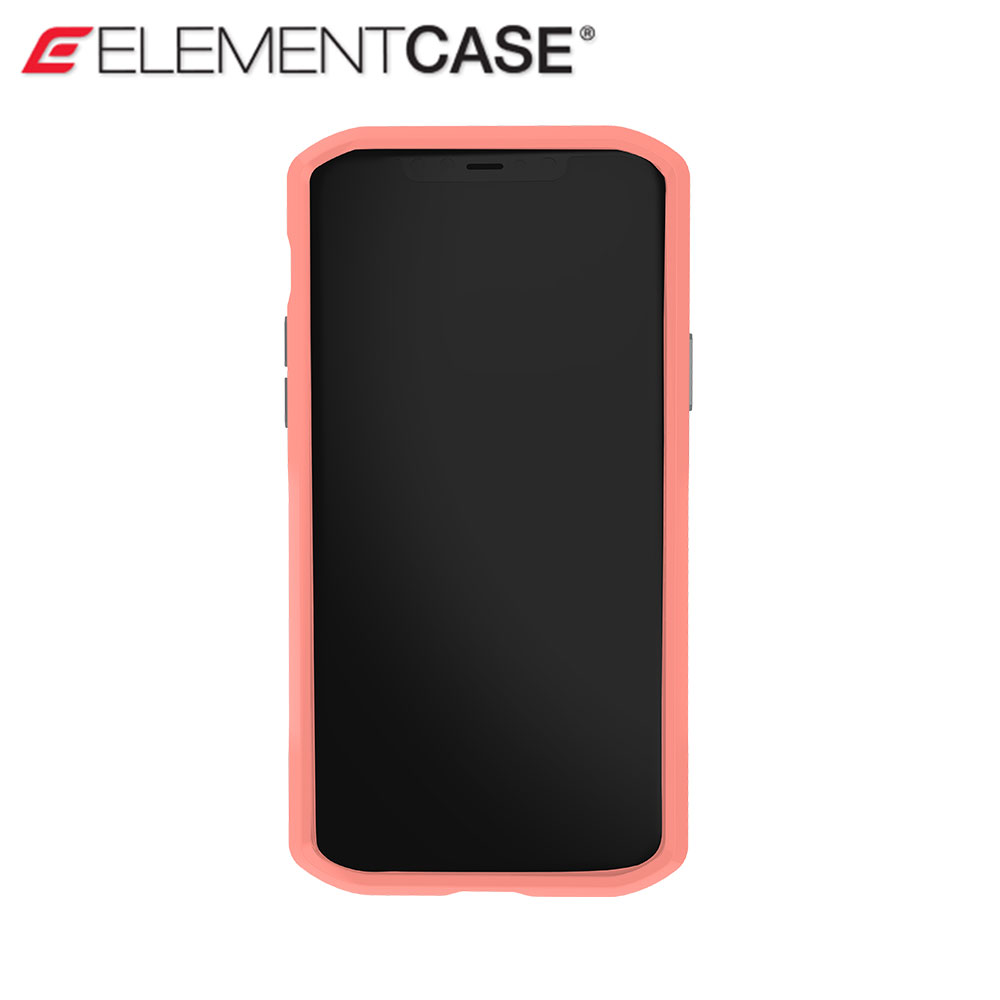 Picture of Apple iPhone 11 6.1 Case | Element Case Shadow Series Drop Protection Case for iPhone 11 6.1 (Melon)