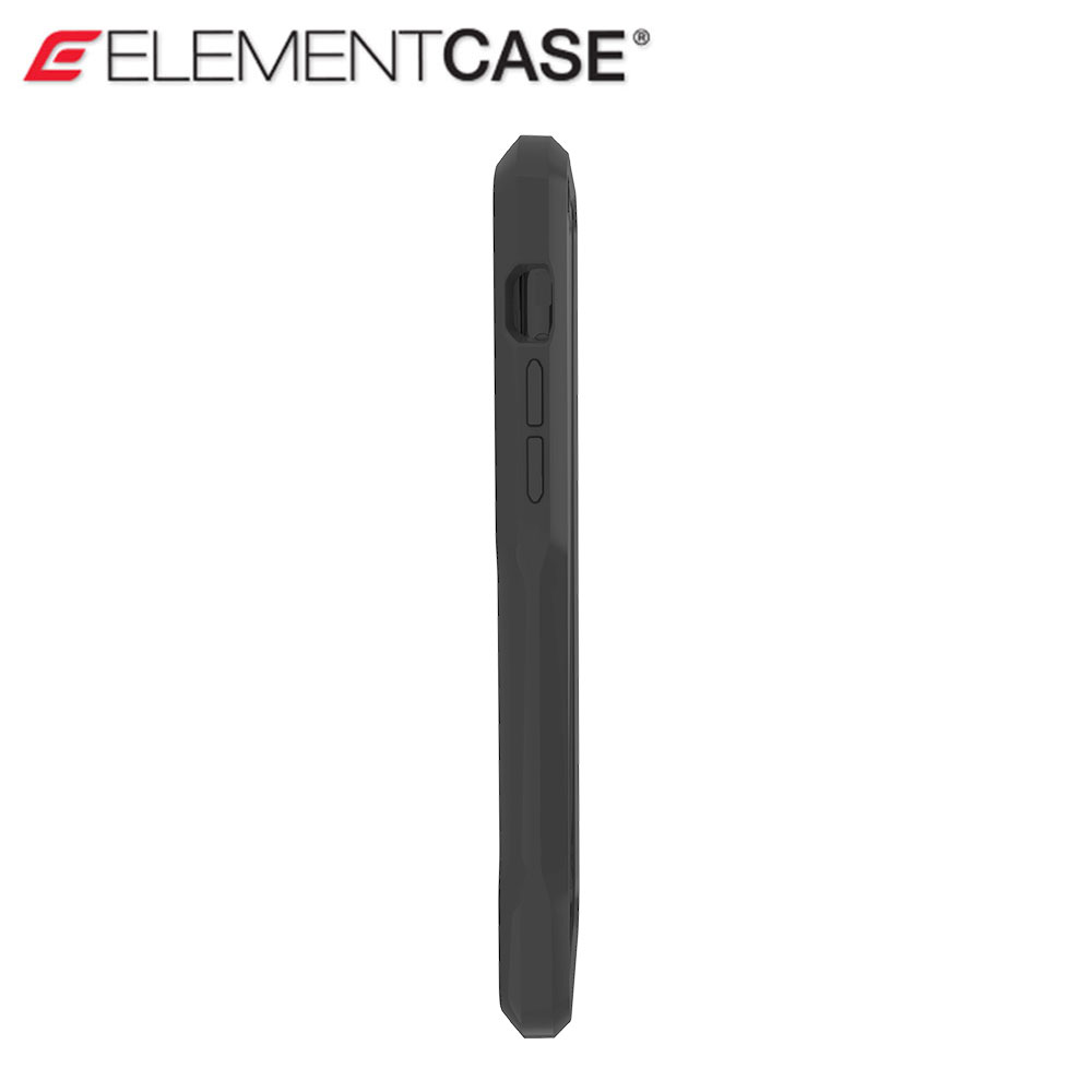 Picture of Apple iPhone 11 Pro 5.8 Case | Element Case Shadow Series Drop Protection Case for iPhone 11 Pro 5.8 (Black)