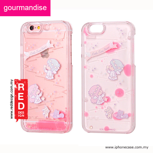 the best attitude 1c4f5 9f334 Gourmandise Liquid Flow Little Twin Star Case for iPhone 6 iPhone 6S 4.7 -  Little Twin Star 2