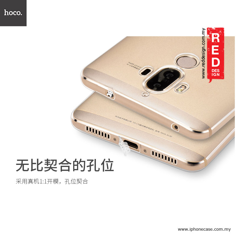 Picture of Huawei Mate 9 Case | Hoco Light Series Soft TPU Case for Huawei Mate 9 - Clear