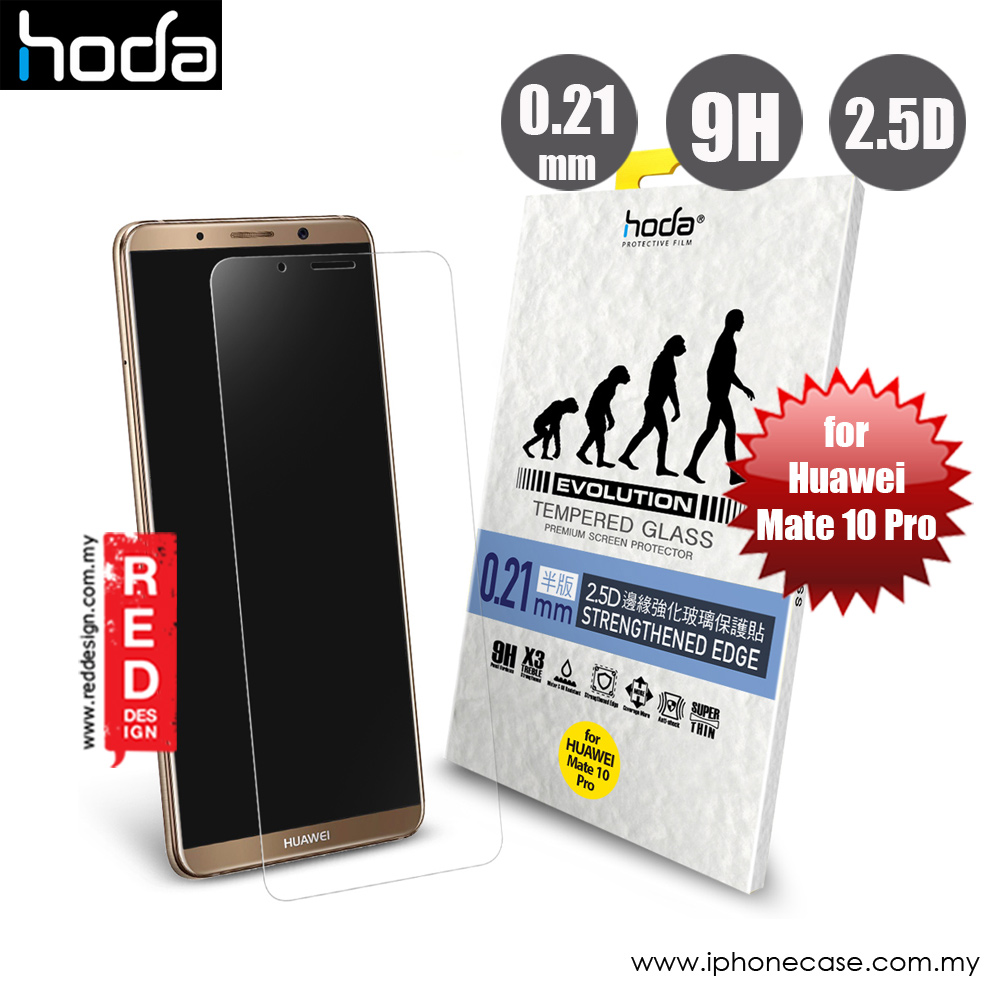 Huawei Mate 10 Pro Hoda Evolution Premium Clear 9h Tempered Glass My User Oppo F1 Plus Picture Of For