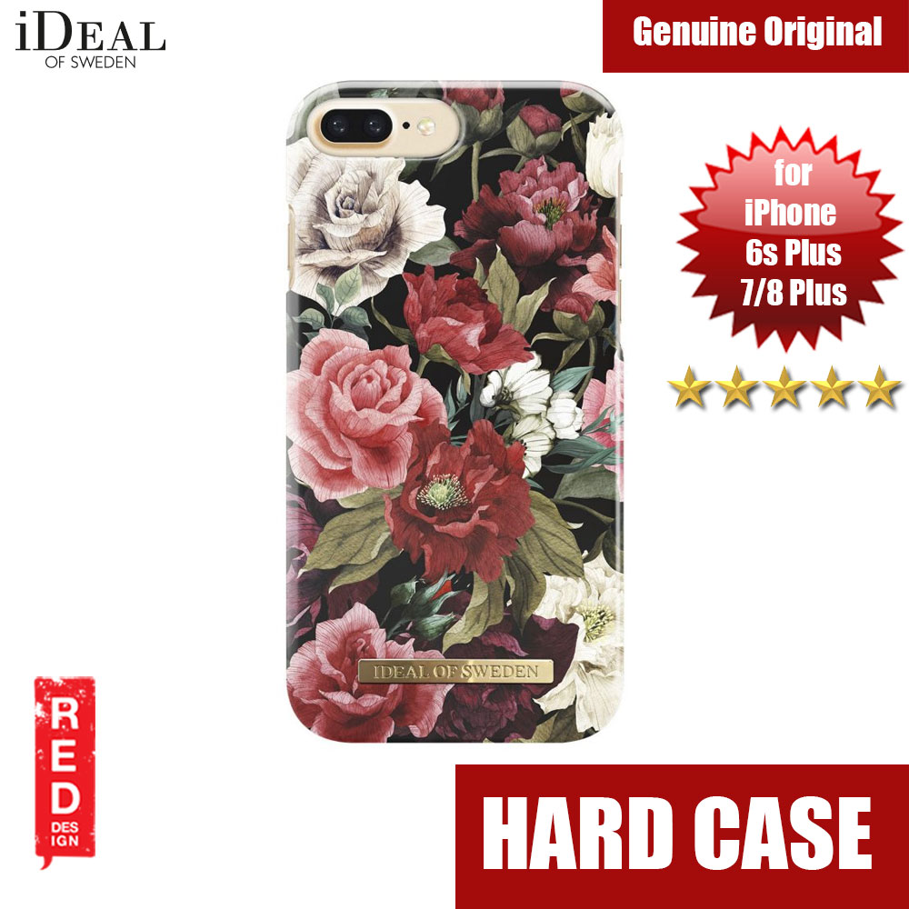 pretty nice 71b56 fd8ef iDeal of Sweden Fashion Case for Apple iPhone 6S Plus iPhone 7 Plus iPhone  8 Plus (Antique Roses)