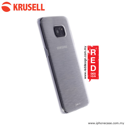 Picture of Samsung Galaxy S7 Edge Case | Krusell Boden Cover Hard Case for Samsung S7 Edge - Clear