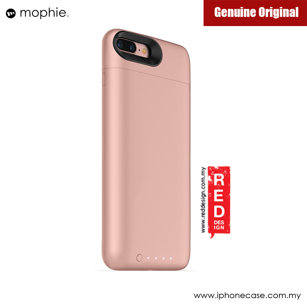 Picture of Apple iPhone 7 Plus 5.5 Case | Mophie Juice Pack Wireless Apple iPhone 7 Plus Battery Case 2,420mAh (Rose Gold)