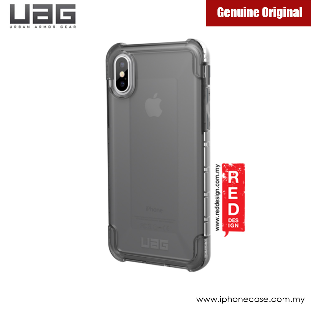 sneakers for cheap cd8fd c04c4 UAG Plyo Series Case for Apple iPhone X (Ash Grey)