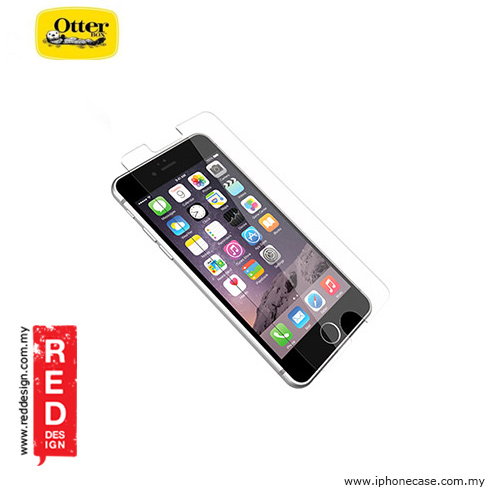the best attitude 2780b f7bc0 Otterbox Alpha Glass Screen Protector for iPhone 6 Plus 5.5 iPhone 6S Plus  5.5 - Clear