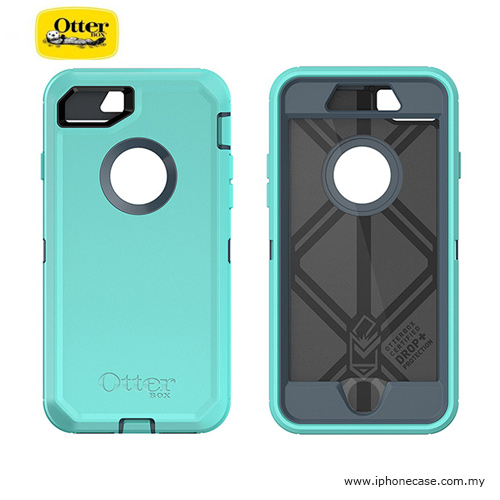 huge discount c9b51 83a29 Otterbox Defender Series Protection Case for Apple iPhone 7 iPhone 8 4.7 -  Borealis