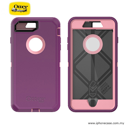 purchase cheap 8cb35 48daf Otterbox Defender Series Protection Case for Apple iPhone 7 Plus iPhone 8  Plus 5.5 - Vinyasa