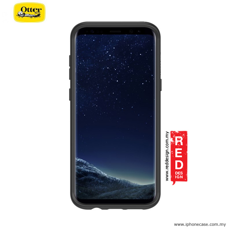 Picture of Samsung Galaxy S8 Plus Case | Otterbox Symmetry Metallic Series Protection Case for Samsung Galaxy S8 Plus - Titanium Silver