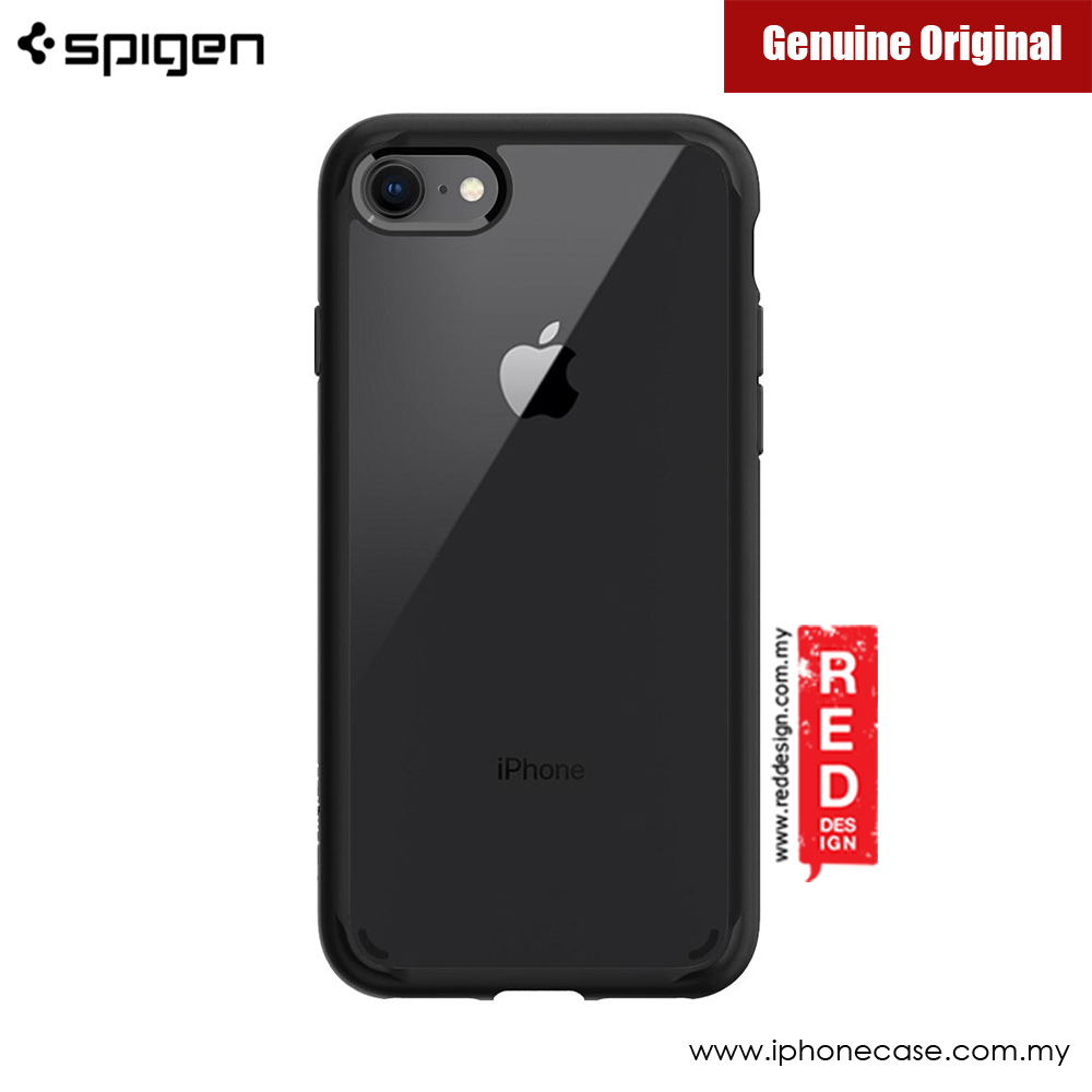 check out 72364 c0412 Spigen Ultra Hybrid 2 Protection Case for Apple iPhone 7 iPhone 8 4.7  (Black)