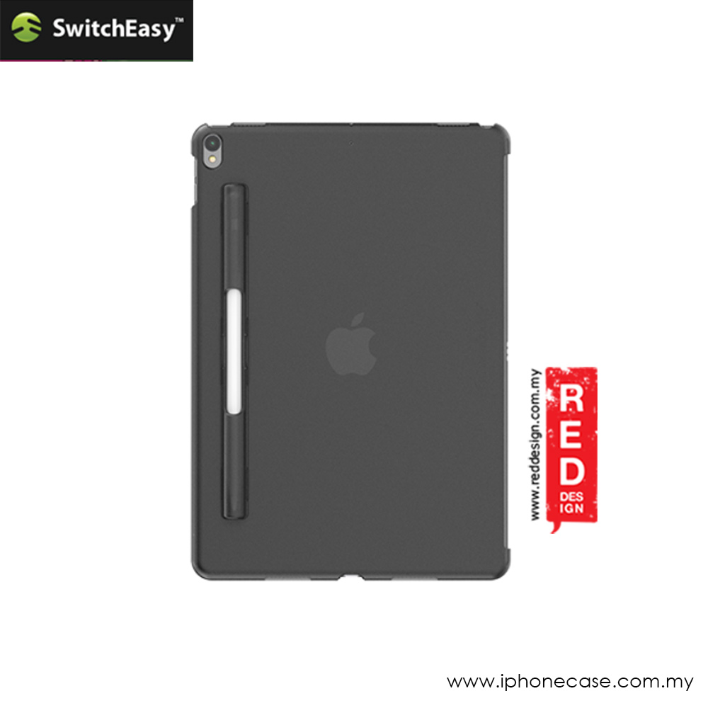 finest selection c7dd2 d86a2 Switcheasy Coverbuddy Back Cover Case for Apple iPad Pro 10.5 2017 (Tint  Black)