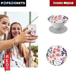 Picture of Popsockets A Phone Grip A Phone Stand An Earbud Management System - Tiffany Snow with Popclip