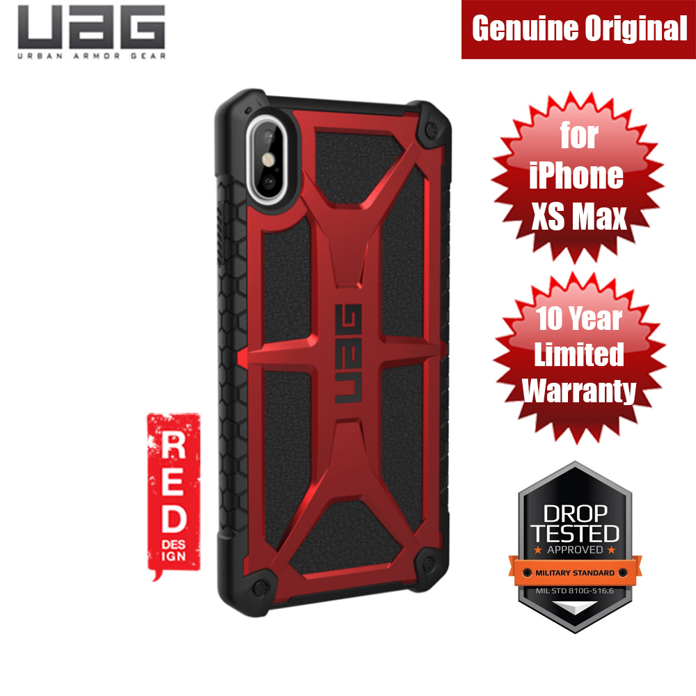 Picture of Apple iPhone XS Max Case | UAG Monarch Series Protection Case for Apple iPhone