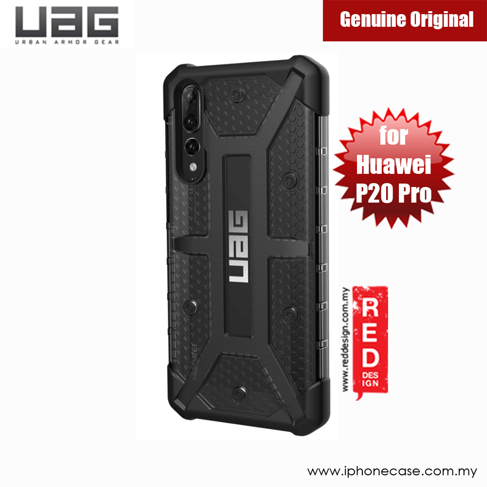 sports shoes ecf3a 6894d UAG Plasma Series Military Grade Protection Case for Huawei P20 Pro (Ash  Grey)