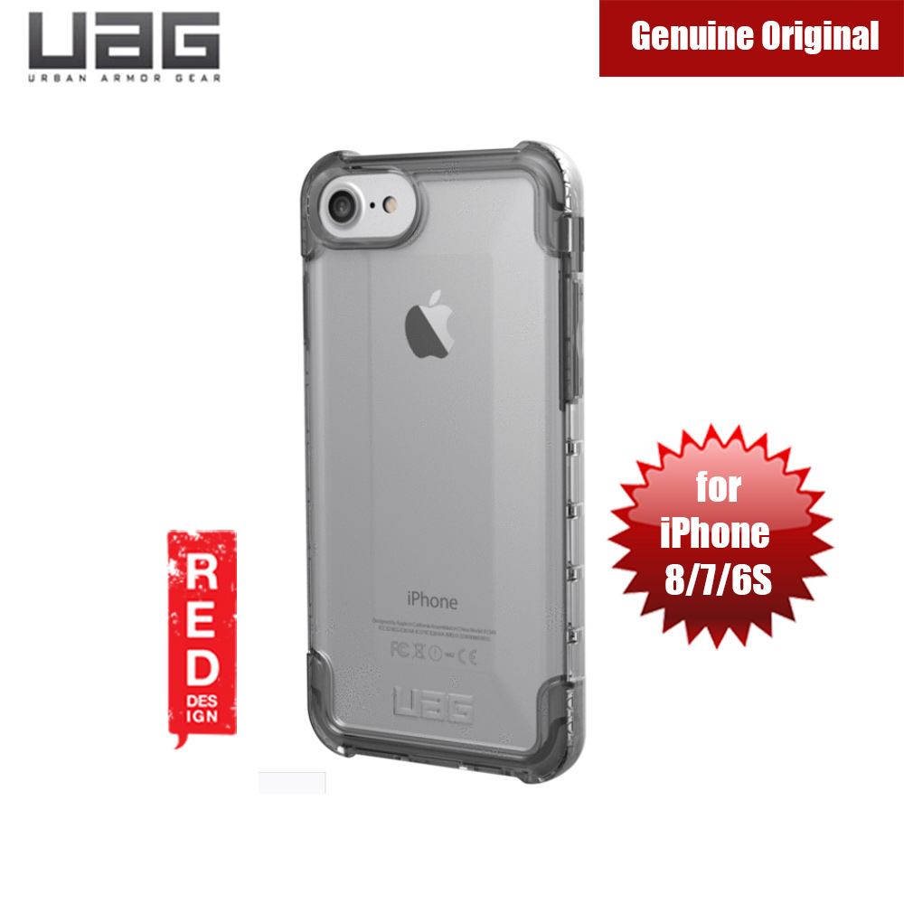 lowest price cee89 85040 UAG Plyo Series Case for Apple iPhone 8 iPhone 7 iPhone 6S 4.7 (Ice Clear)
