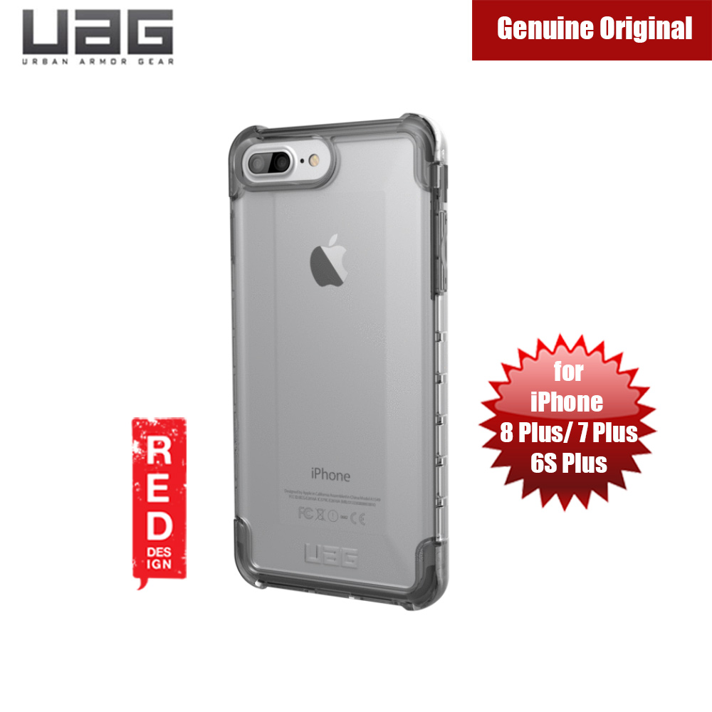 huge selection of 4039f 69edb UAG Plyo Series Case for Apple iPhone 8 Plus 7 Plus 6S Plus (Ice Clear)