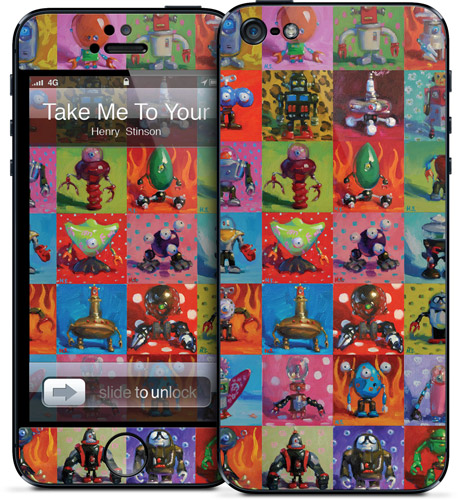 Picture of Gelaskins for Apple iPhone 5 - Take Me Apple iPhone 5- Apple iPhone 5 Cases, Apple iPhone 5 Covers, iPad Cases and a wide selection of Apple iPhone 5 Accessories in Malaysia, Sabah, Sarawak and Singapore