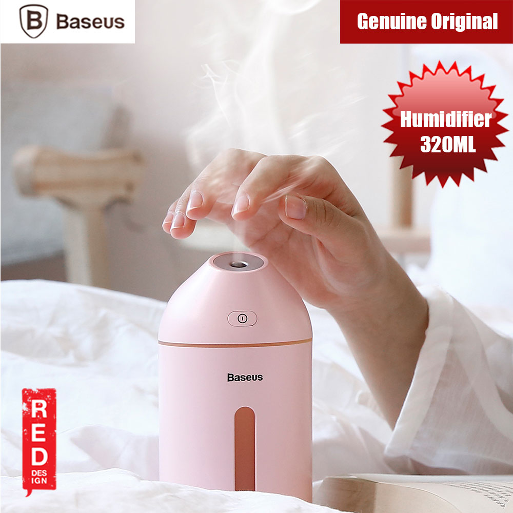 Picture of Baseus Cute Mini Humidifier (Pink) Red Design- Red Design Cases, Red Design Covers, iPad Cases and a wide selection of Red Design Accessories in Malaysia, Sabah, Sarawak and Singapore