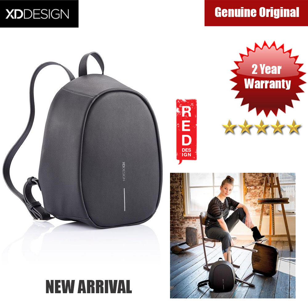 Picture of XD Design Bobby Elle Anti Theft Backpack (Black) Red Design- Red Design Cases, Red Design Covers, iPad Cases and a wide selection of Red Design Accessories in Malaysia, Sabah, Sarawak and Singapore