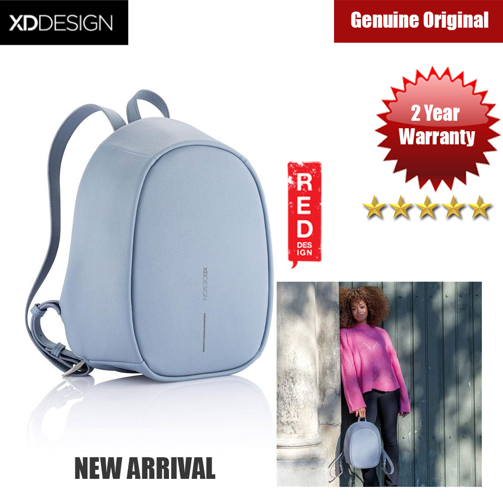 Picture of XD Design Bobby Elle Anti Theft Backpack (Blue) Red Design- Red Design Cases, Red Design Covers, iPad Cases and a wide selection of Red Design Accessories in Malaysia, Sabah, Sarawak and Singapore