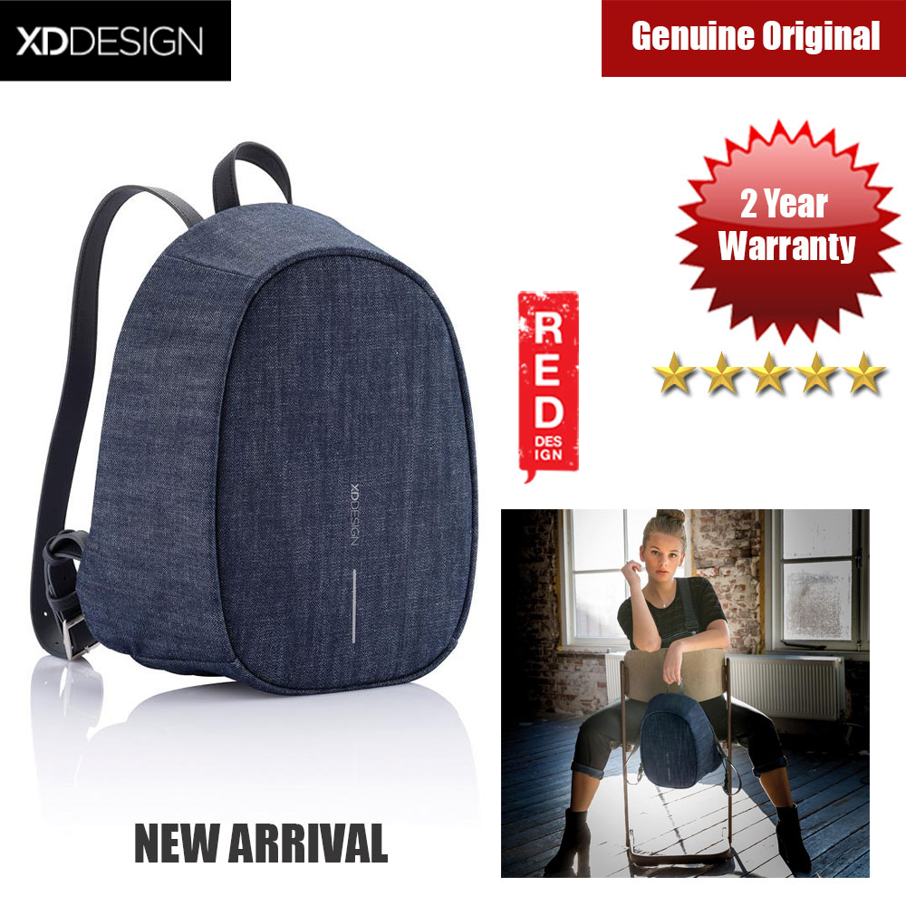Picture of XD Design Bobby Elle Anti Theft Backpack (Denim Blue) Red Design- Red Design Cases, Red Design Covers, iPad Cases and a wide selection of Red Design Accessories in Malaysia, Sabah, Sarawak and Singapore