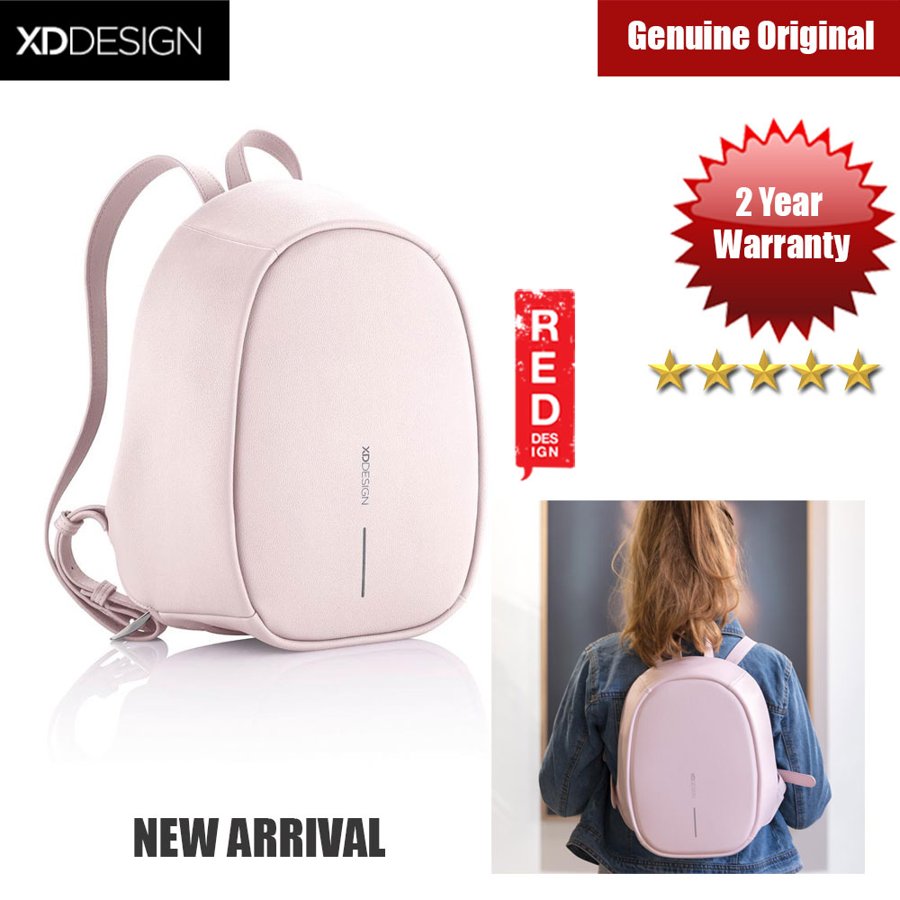 Picture of XD Design Bobby Elle Anti Theft Backpack (Pink) Red Design- Red Design Cases, Red Design Covers, iPad Cases and a wide selection of Red Design Accessories in Malaysia, Sabah, Sarawak and Singapore