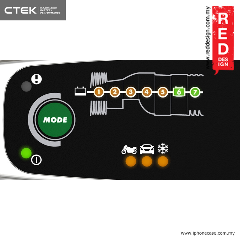 Picture of CTEK MXS 3.8 UK Smart Battery Charger