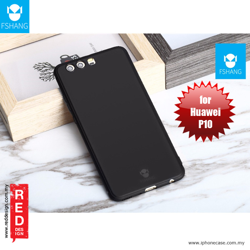 Picture of FShang Soft Colour Series Soft Ultra Thin Slim Case for Huawei P10 - Black Huawei P10 5.1- Huawei P10 5.1 Cases, Huawei P10 5.1 Covers, iPad Cases and a wide selection of Huawei P10 5.1 Accessories in Malaysia, Sabah, Sarawak and Singapore