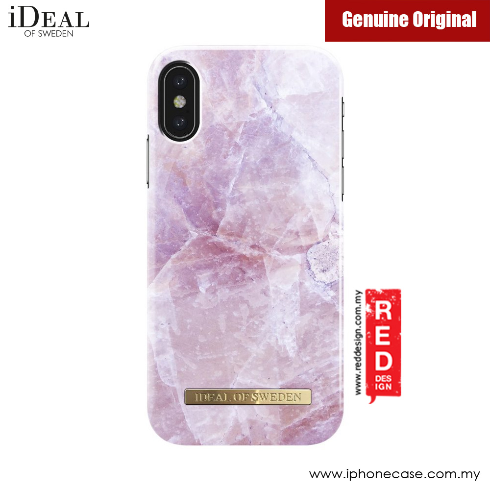 Picture of iDeal of Sweden Fashion Case for Apple iPhone X (Pilion Pink Marble) Apple iPhone X- Apple iPhone X Cases, Apple iPhone X Covers, iPad Cases and a wide selection of Apple iPhone X Accessories in Malaysia, Sabah, Sarawak and Singapore