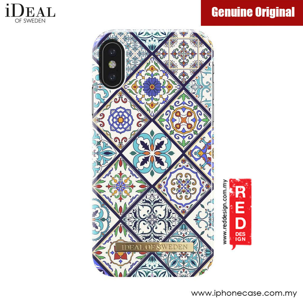 Picture of iDeal of Sweden Fashion Case for Apple iPhone X (Mosaic) Apple iPhone X- Apple iPhone X Cases, Apple iPhone X Covers, iPad Cases and a wide selection of Apple iPhone X Accessories in Malaysia, Sabah, Sarawak and Singapore