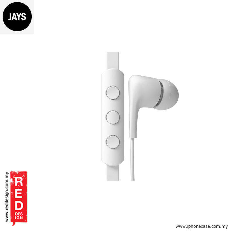 Picture of Jays a JAYS Five High Quality Earphone for Android - White