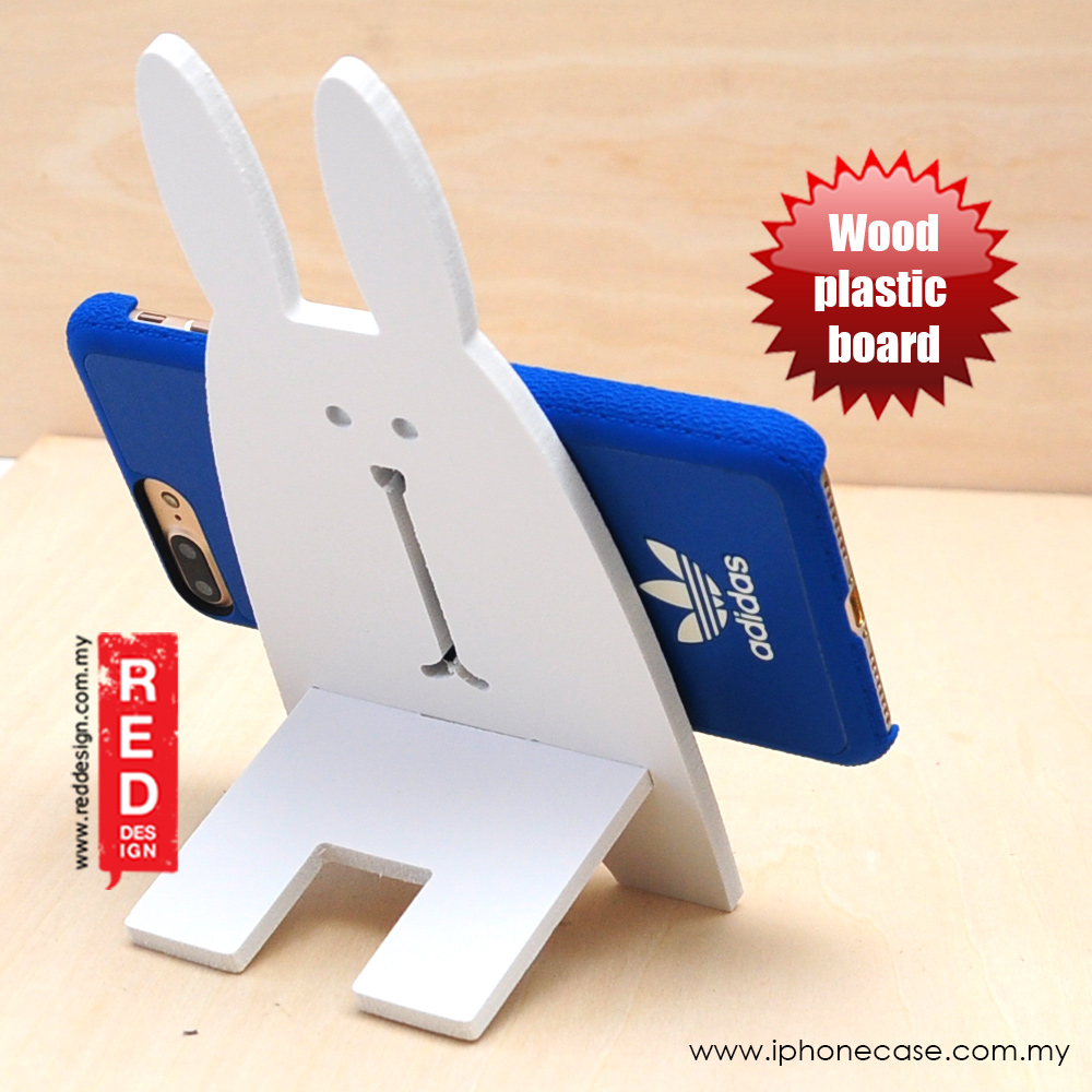 Picture of Plastic Wood Mobile Phone Lazy Tablet iPad Shelf Creative Desktop Mobile Phone Holder (Rabbit) Red Design- Red Design Cases, Red Design Covers, iPad Cases and a wide selection of Red Design Accessories in Malaysia, Sabah, Sarawak and Singapore