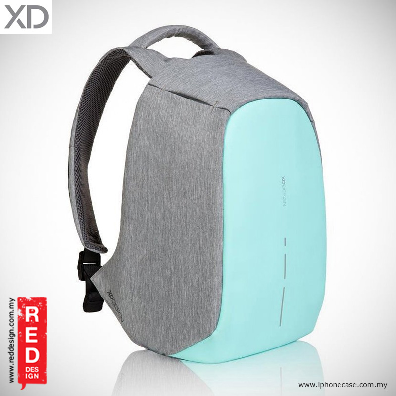 Picture of XD Design Bobby Compact Anti Theft Backpack - Mint Green