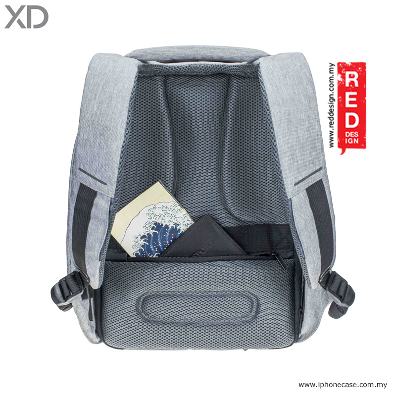 Picture of XD Design Bobby Compact Anti Theft Backpack - Pastel Blue
