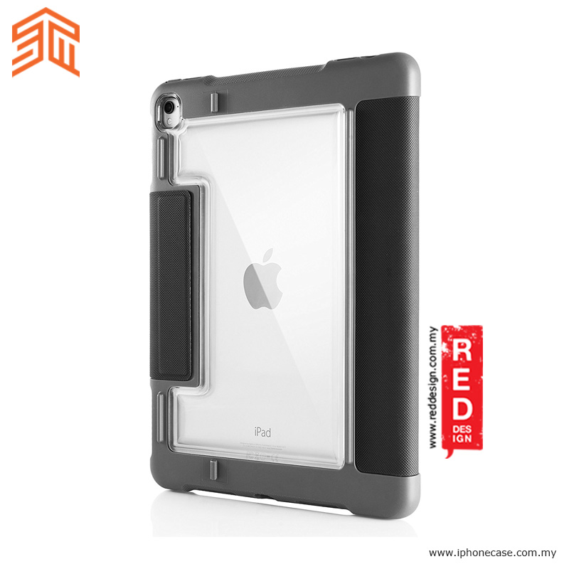 Picture of Apple iPad Pro 12.9 2017  | STM Dux Plus Ultra for iPad Pro 12.9 2017 iPad Pro 12.9 2015 (Black)