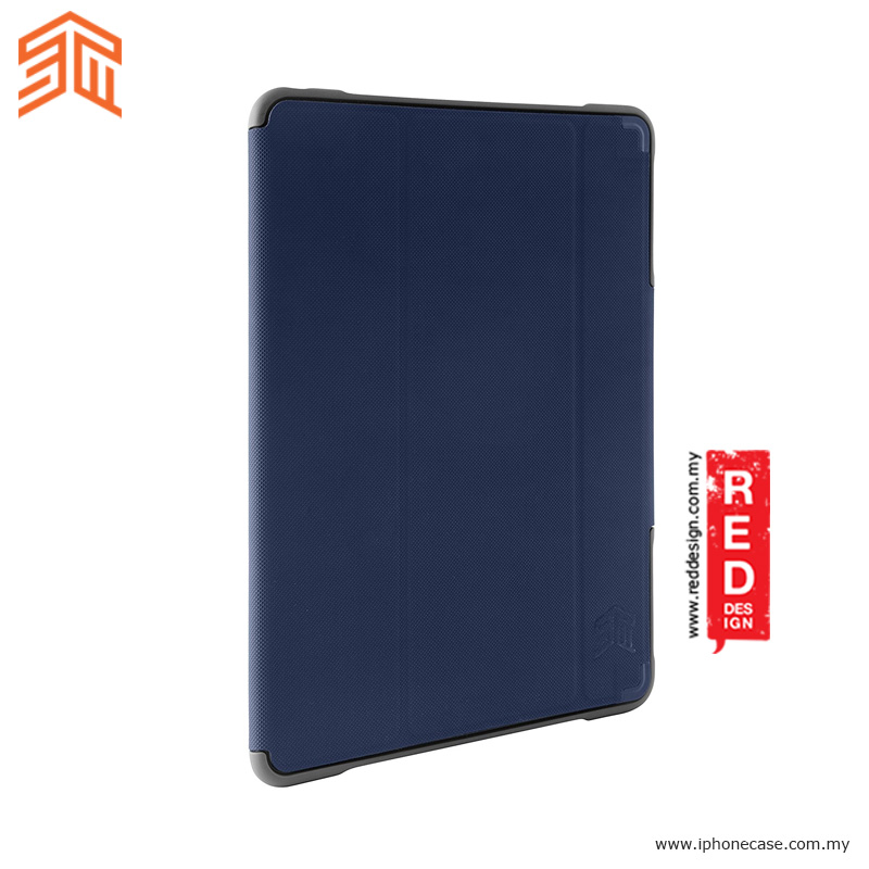 Picture of Apple iPad Pro 12.9 2017  | STM Dux Plus Ultra for iPad Pro 12.9 2017 iPad Pro 12.9 2015 (Midnight Blue)