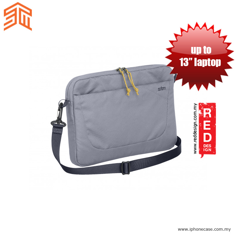 "Picture of STM Blazer laptop Sleeve up to 13"" - Frost Grey Red Design- Red Design Cases, Red Design Covers, iPad Cases and a wide selection of Red Design Accessories in Malaysia, Sabah, Sarawak and Singapore"