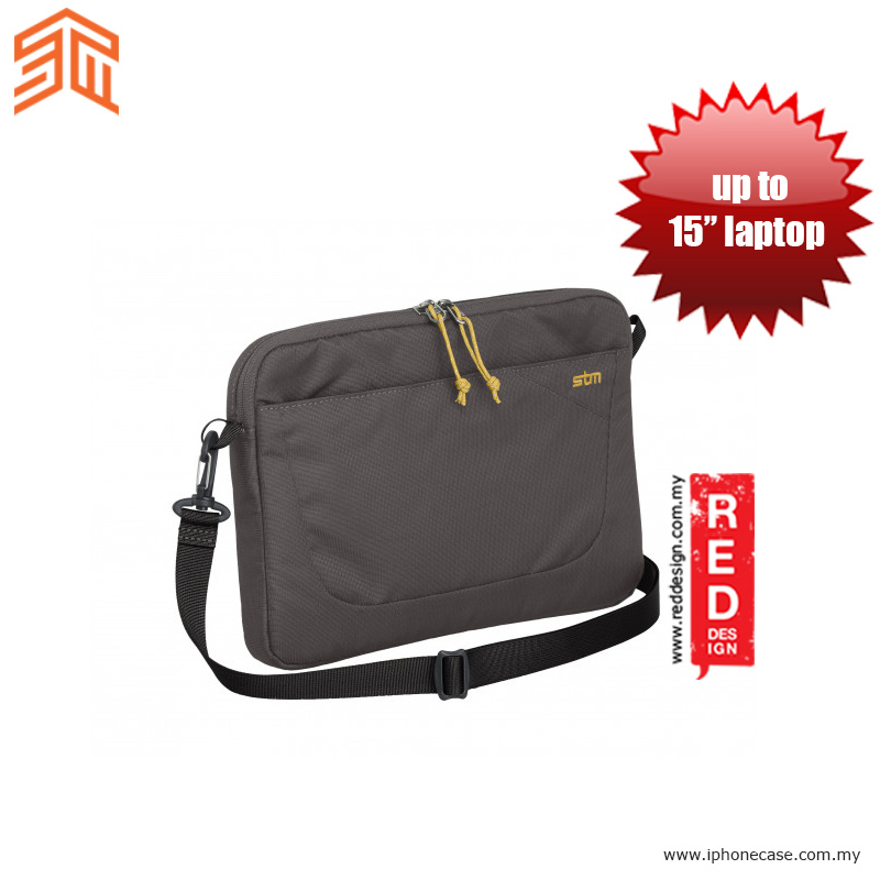 "Picture of STM Blazer laptop Sleeve up to 15"" - Steel"