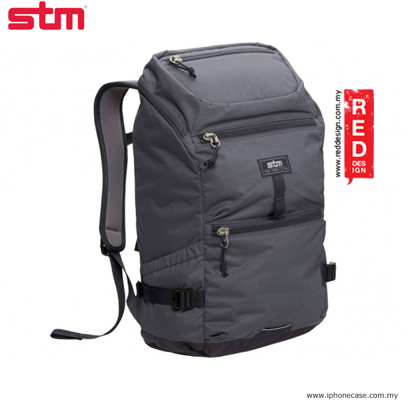 "Picture of STM drifter 15"" laptop backpack - Graphite Red Design- Red Design Cases, Red Design Covers, iPad Cases and a wide selection of Red Design Accessories in Malaysia, Sabah, Sarawak and Singapore"