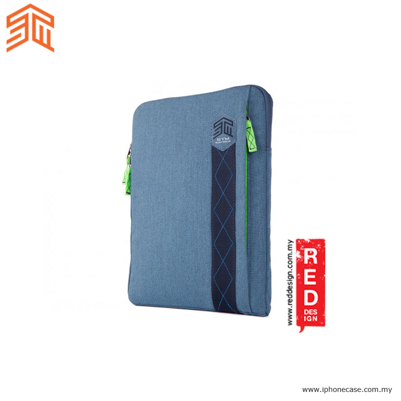 "Picture of STM Ridge laptop Sleeve up to 13"" - China Blue"