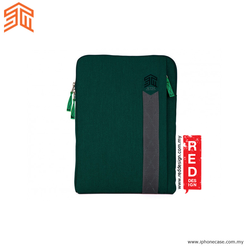 "Picture of STM Ridge laptop Sleeve up to 13"" - Botanical Green"