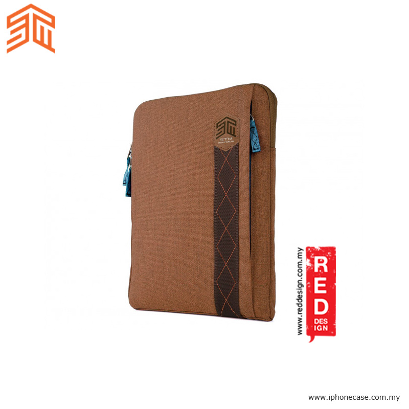 "Picture of STM Ridge laptop Sleeve up to 13"" - Desert Brown"