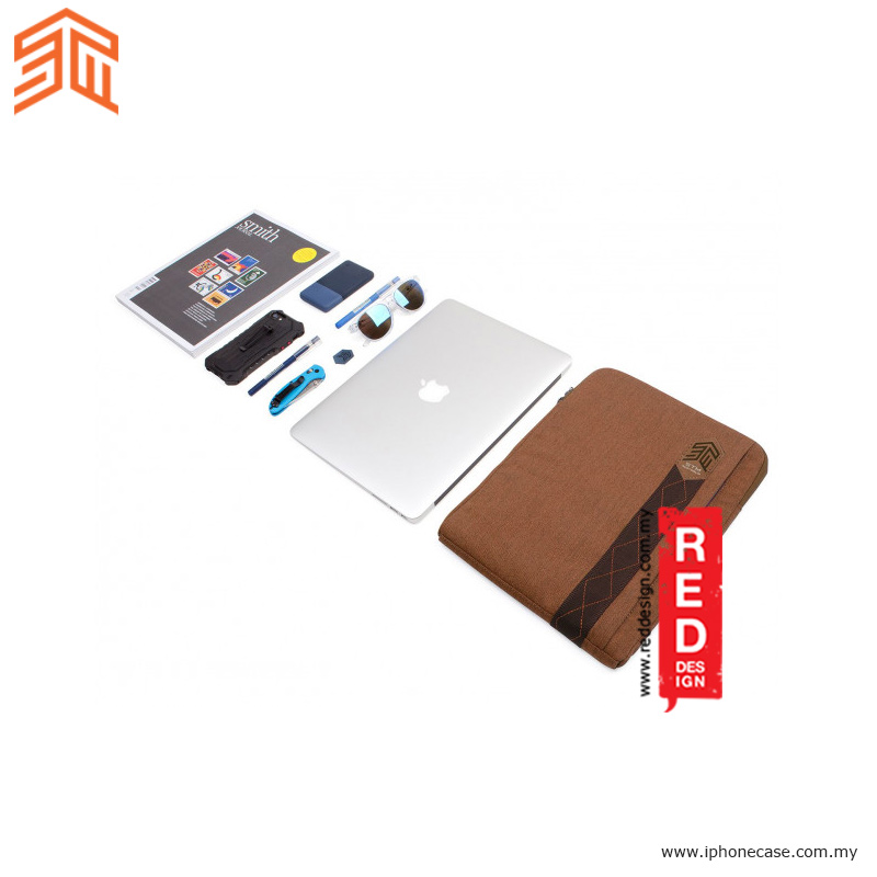 "Picture of STM Ridge laptop Sleeve up to 15"" - Desert Brown"