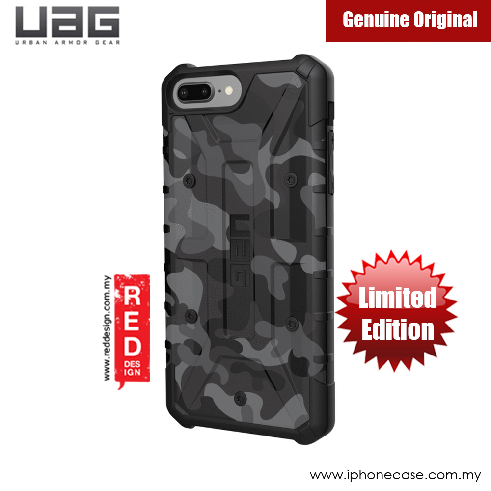 Picture of UAG Pathfinder Camo Series Case for Apple iPhone 6S Plus iPhone 7 Plus iPhone 8 Plus (Midnight) Apple iPhone 8 Plus- Apple iPhone 8 Plus Cases, Apple iPhone 8 Plus Covers, iPad Cases and a wide selection of Apple iPhone 8 Plus Accessories in Malaysia, Sabah, Sarawak and Singapore