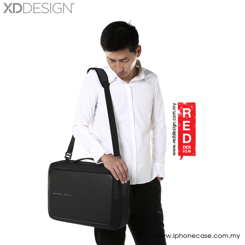 Picture of XD Design Bobby Bizz The Business Briefcase and Backpack (Black)