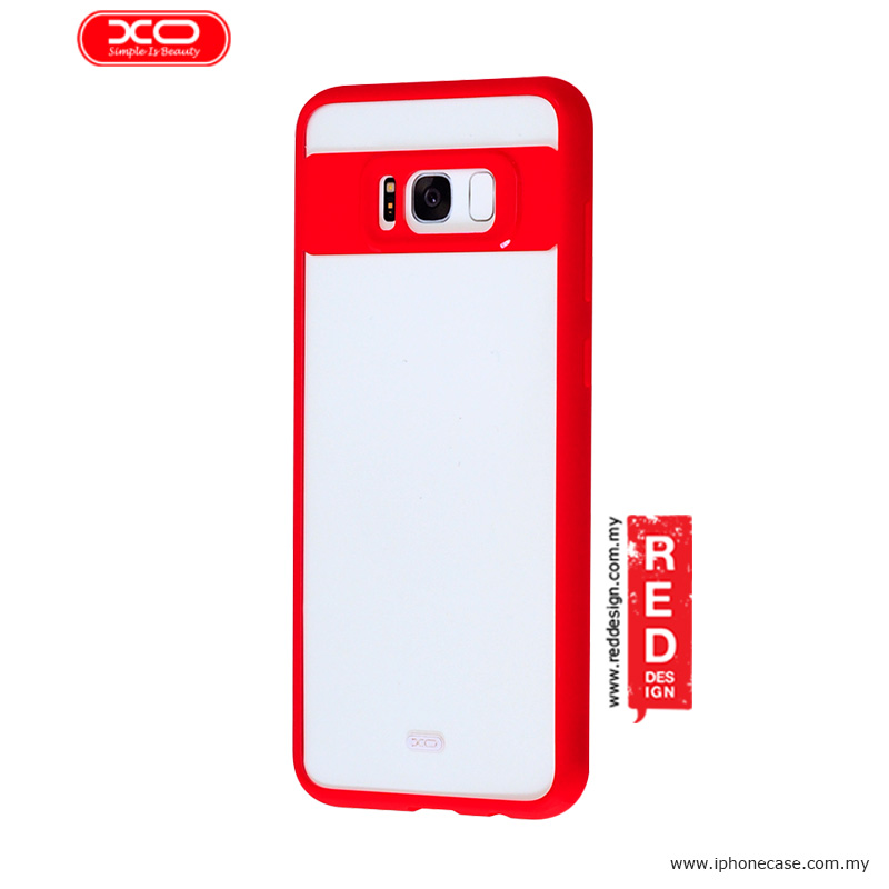 Picture of XO Elite Series Slim Protection Case for Samsung Galaxy S8 Plus - Red Samsung Galaxy S8 Plus- Samsung Galaxy S8 Plus Cases, Samsung Galaxy S8 Plus Covers, iPad Cases and a wide selection of Samsung Galaxy S8 Plus Accessories in Malaysia, Sabah, Sarawak and Singapore