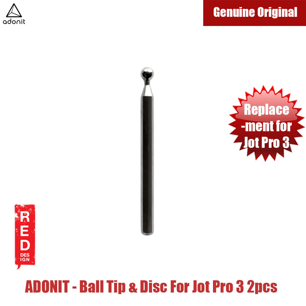 Picture of Adonit Replacement Ball Tip & Disc For JOT Pro 3 Mini 4 (Pack of 2) Apple iPad 2- Apple iPad 2 Cases, Apple iPad 2 Covers, iPad Cases and a wide selection of Apple iPad 2 Accessories in Malaysia, Sabah, Sarawak and Singapore