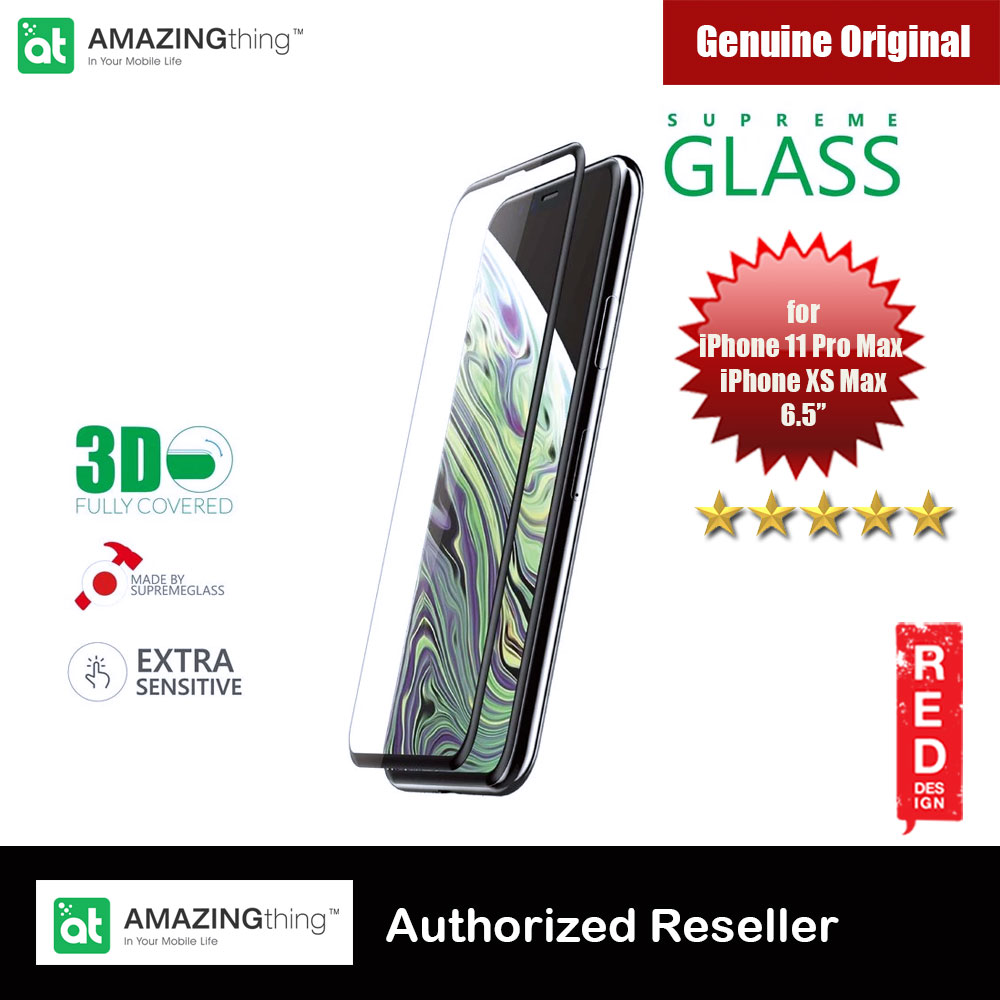 Picture of Amazingthing 3D Fully Covered Tempered Glass for Apple iPhone XS Max iPhone 11 Pro Max 6.5 (Black) Apple iPhone 11 Pro Max 6.5- Apple iPhone 11 Pro Max 6.5 Cases, Apple iPhone 11 Pro Max 6.5 Covers, iPad Cases and a wide selection of Apple iPhone 11 Pro Max 6.5 Accessories in Malaysia, Sabah, Sarawak and Singapore